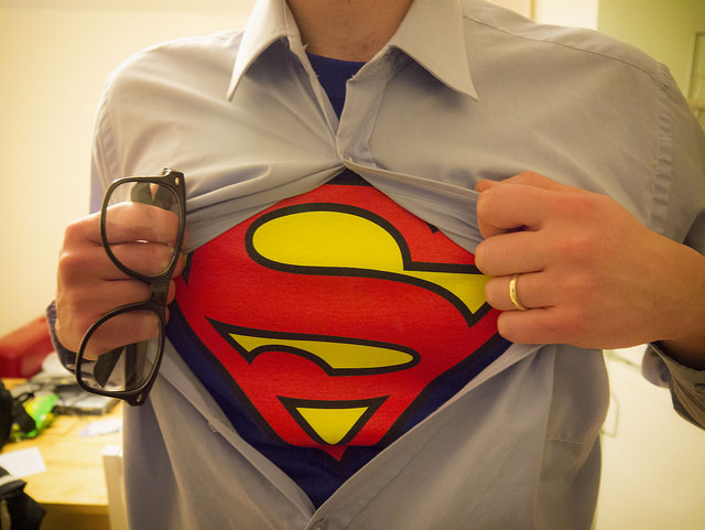 Why Superheroes Are So Confident